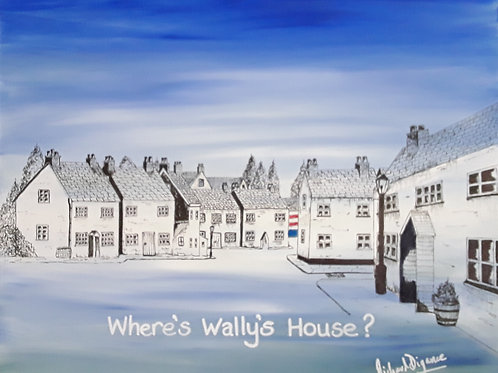 Where's Wally's House?