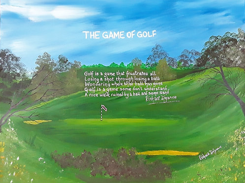 A Game of Golf