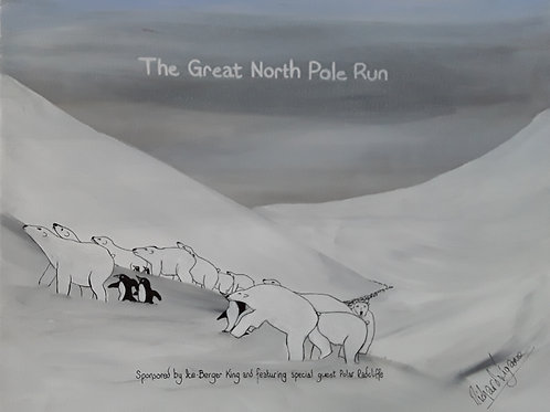 The Great North Pole Run
