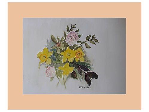 Spring Delight by Doris Digance