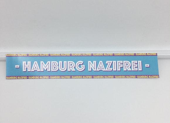 """Hamburg Nazifrei"" 20 Stück"
