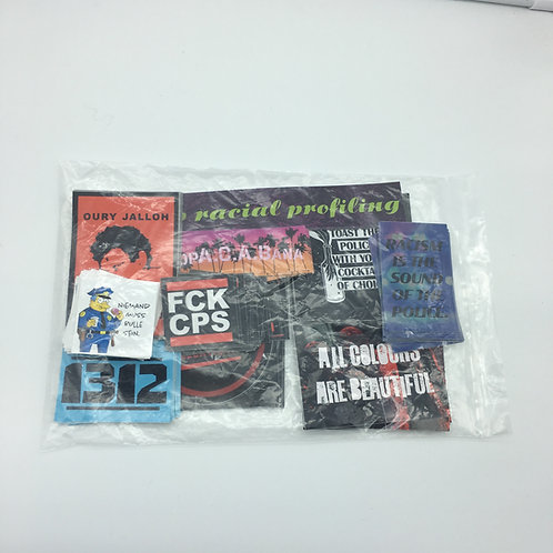 """""""ACAB-Package"""" 210 Sticker"""