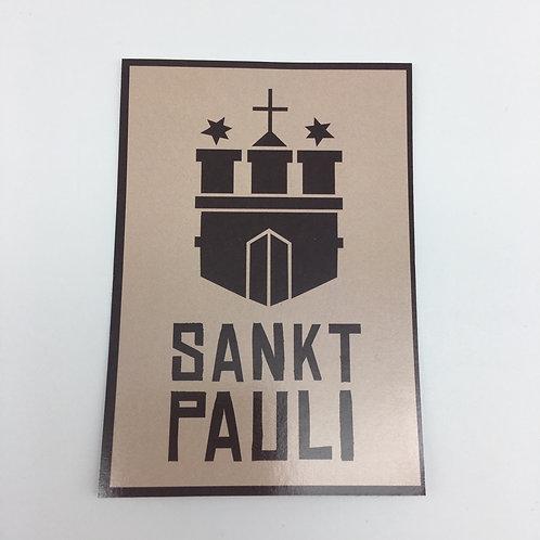 """Sankt Pauli beige"" 20 Stück"