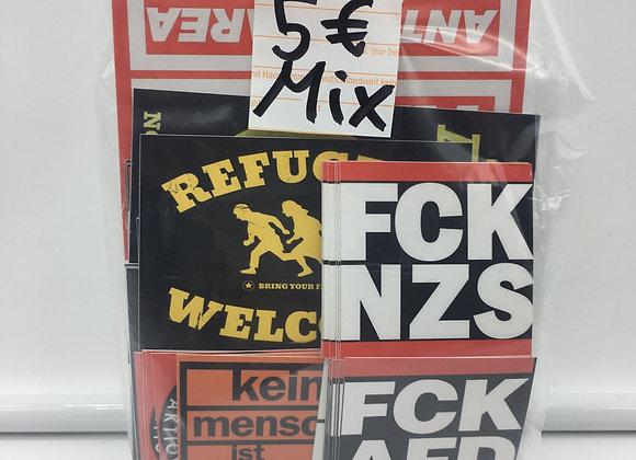 """70 Sticker """"Antifa-Package"""""""