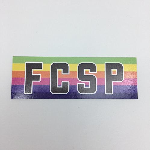 """""""FCSP-Pride"""" 30 Stück"""