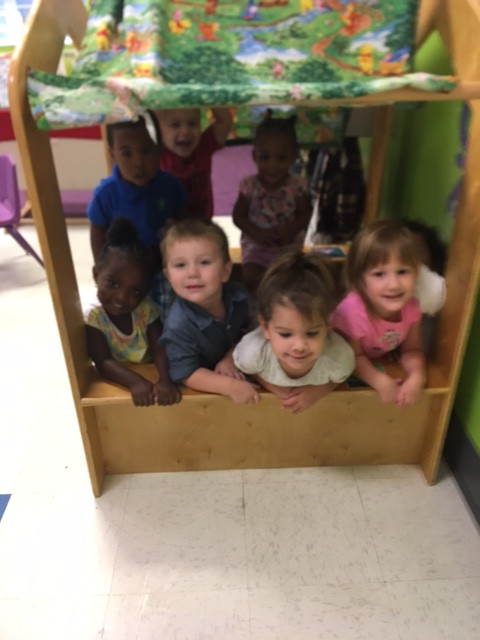 Ms Bre's class - say cheese!