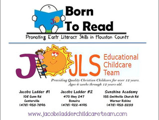 BORN TO READ- News about our Literacy Grant