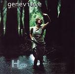 Pochette album H2O de Geneviève Charest