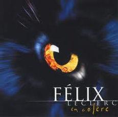 Pochette album Félix en colère