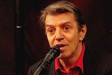 Pierrot Fournier interprète de chanson française