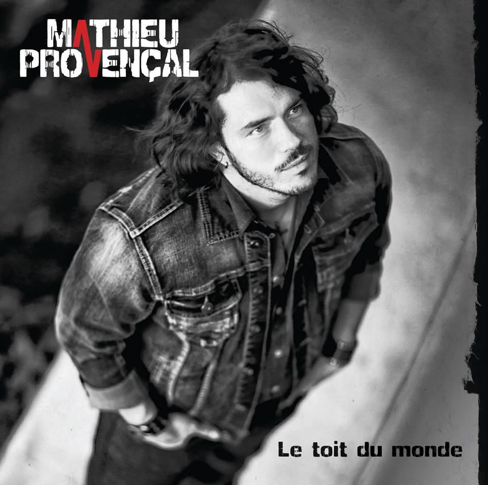 Mathieu Provençal à la Place des arts