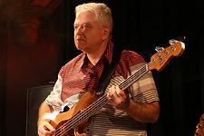 Pierre Dumas, bassiste de Kaléidoscope