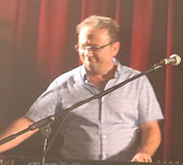 Yves Drapeau, claviériste pour Kaléidoscope