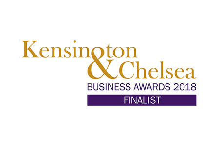 Santa Marta short-listed for a K&C business award