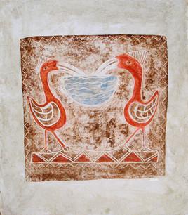 """""""Oiseaux Baoulé"""""""