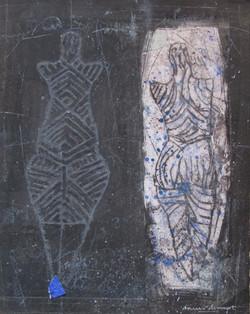 """""""Idoles de Cucuteni n°20"""""""