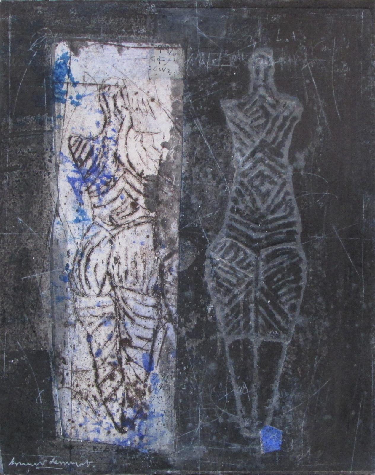 """""""Idoles de Cucuteni n°22"""""""