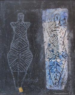 """""""Idoles de Cucuteni n°16"""""""