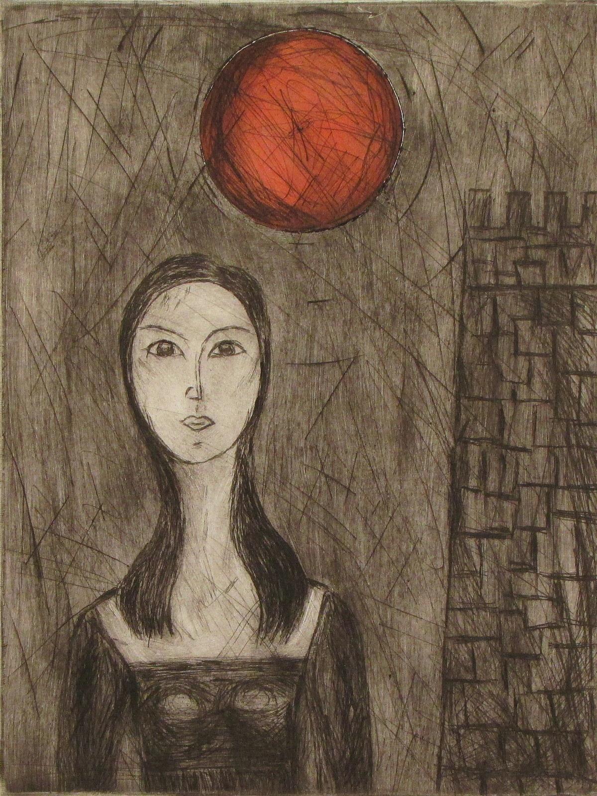 """""""La lune rousse"""""""