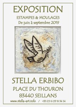 Affiche Stella Seillans