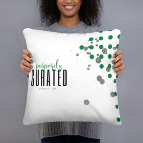 Pillow 3: Purposely Created
