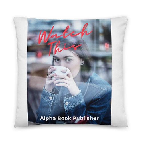 Alpha Book Publisher: Pillow