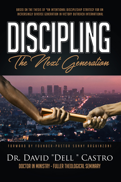 Discipling The Next Generation (Production Cost)