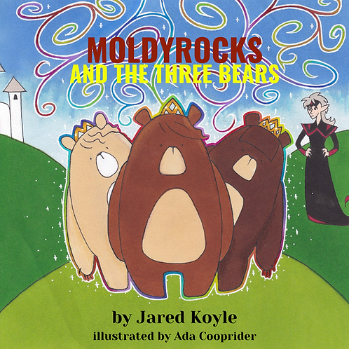 Moldyrocks and the Three Bears (production cost)