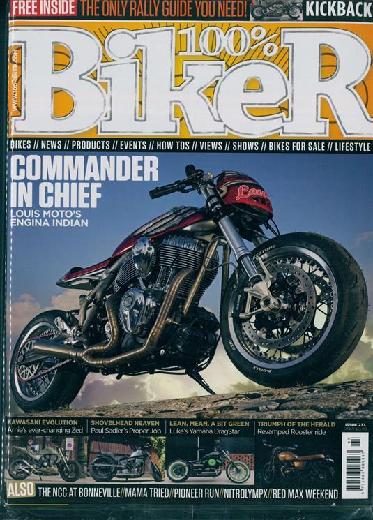 Full Feature 100% Biker
