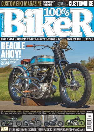Front Cover 100% Biker