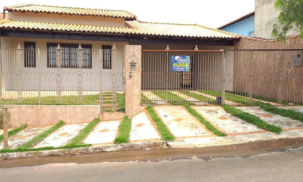 REF 259 Casa , 185m², 3 dormitórios, Jd Europa, Piraju /SP