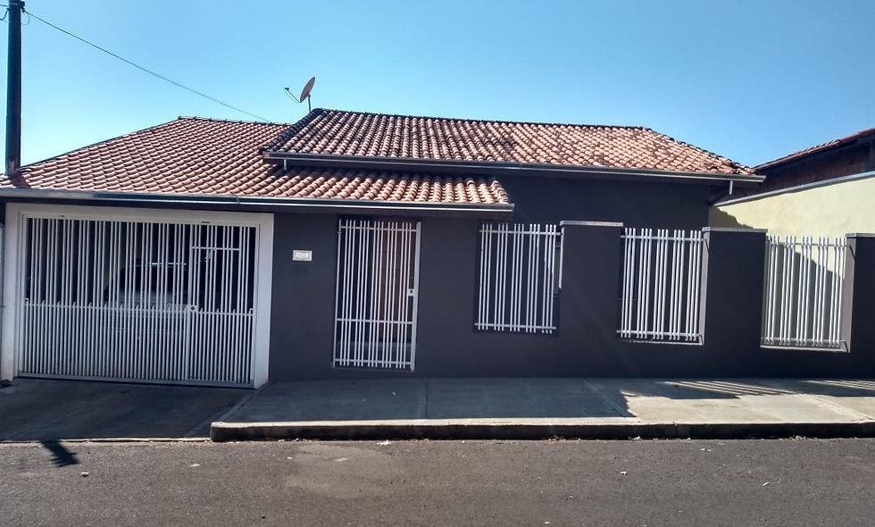 REF 262 Casa ,198 m², 3 dormitórios, Jd Nene Motta Piraju /SP