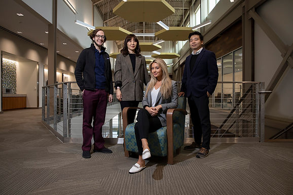 Dr. Chong's research is introduced at Texas Tech University top page!