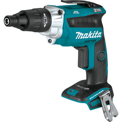 MAKITA BRUSHLESS CORDLESS 2,500 RPM SCREWDRIVER