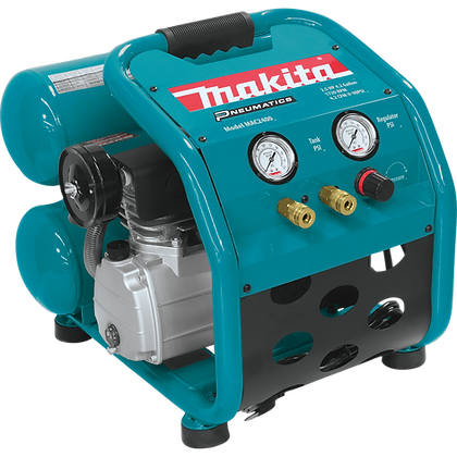 MAKITA 4.2 GAL TWIN STACK AIR COMPRESSOR