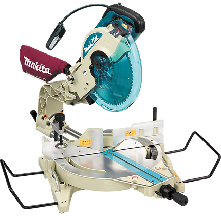 "MAKITA 12"" DUEL SLIDE COMPOUND MITER SAW"