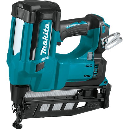 "MAKITA 2-1/2"" STRAIGHT FINISH NAILER 16 GA"