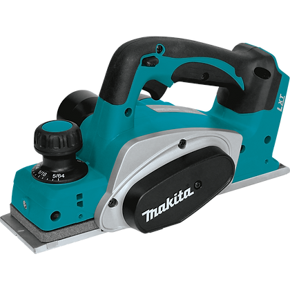 "MAKITA 82MM (3-1/4"") CORDLESS PLANER"