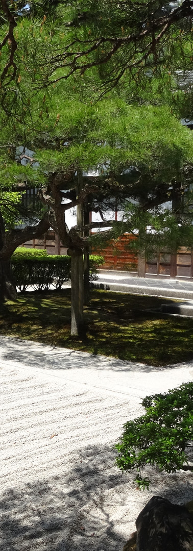 26 Ginkaku-ji (Temple of the Silver Pavilion)
