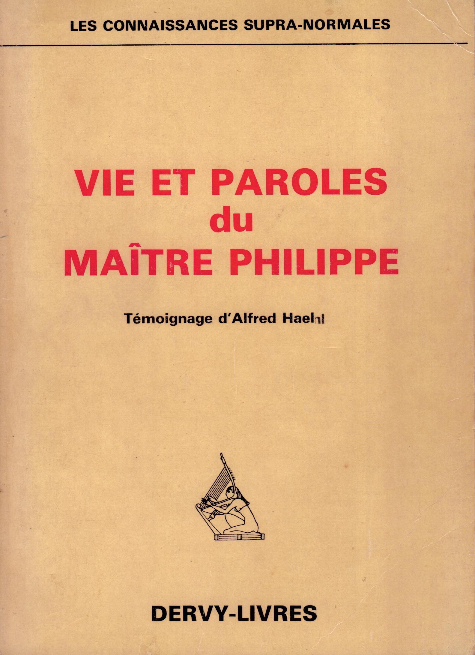Maître Philippe de Lyon