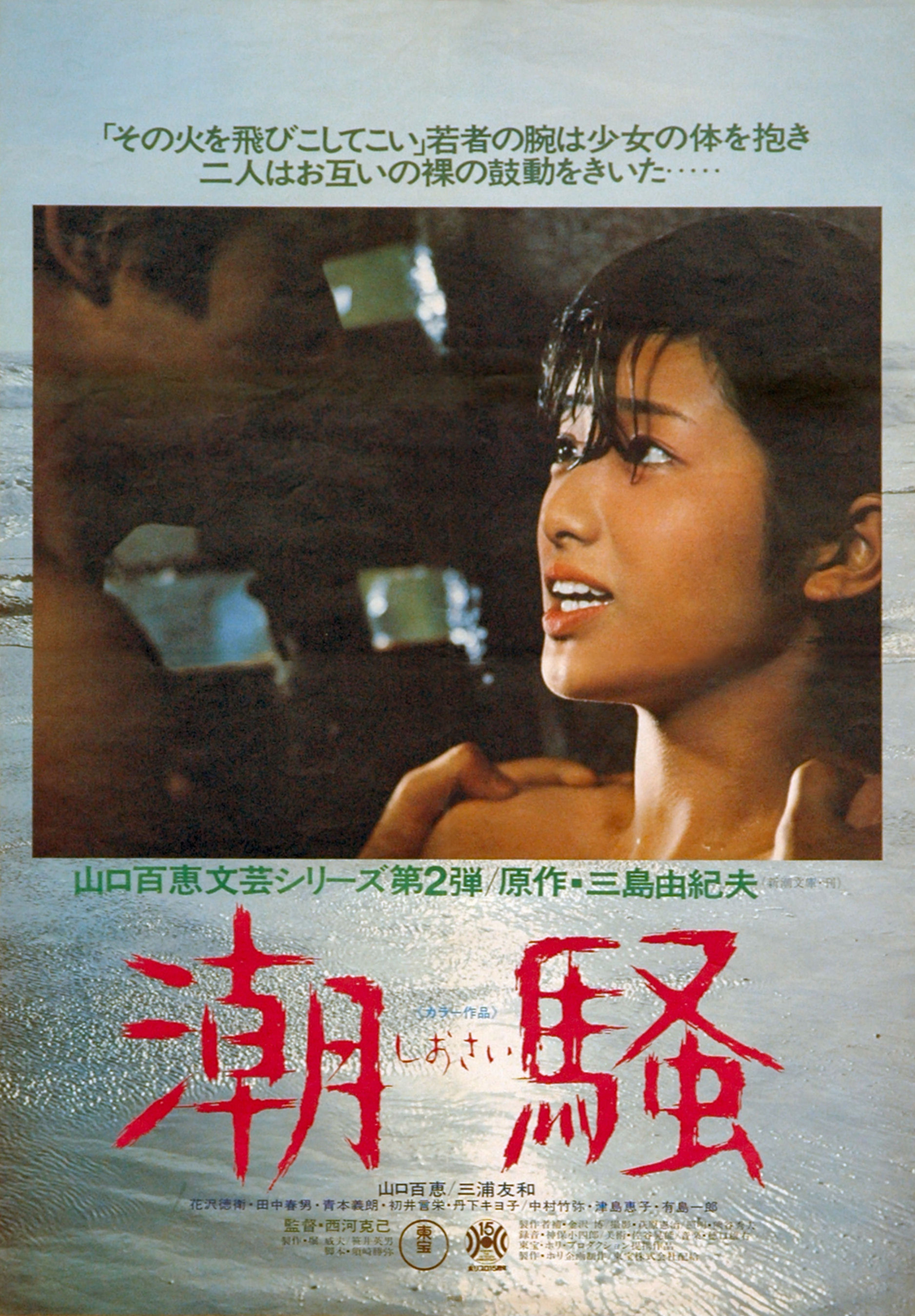 Yukio Mishima - Le tumulte des flots