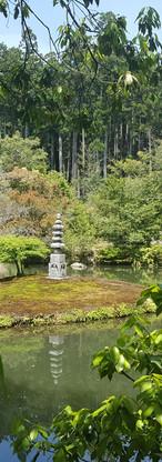 34 Kinkaku-ji Temple or the Temple of the Golden Pavilion