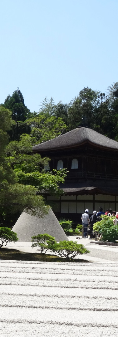 27 Ginkaku-ji (Temple of the Silver Pavilion)