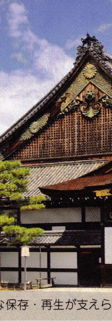 1 The Nijo Castle (Nijo-jo)
