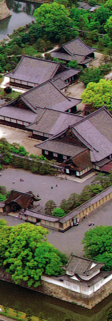 3 The Nijo Castle (Nijo-jo)