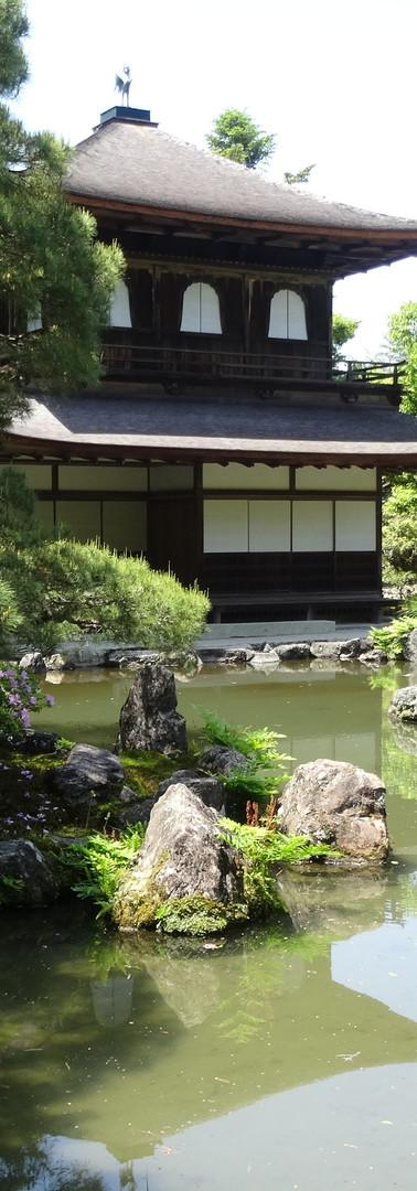 28 Ginkaku-ji (Temple of the Silver Pavilion)