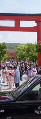13 The Fushimi Inari-taisha Shrine