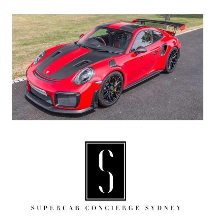 MY18 Porsche GT2 RS