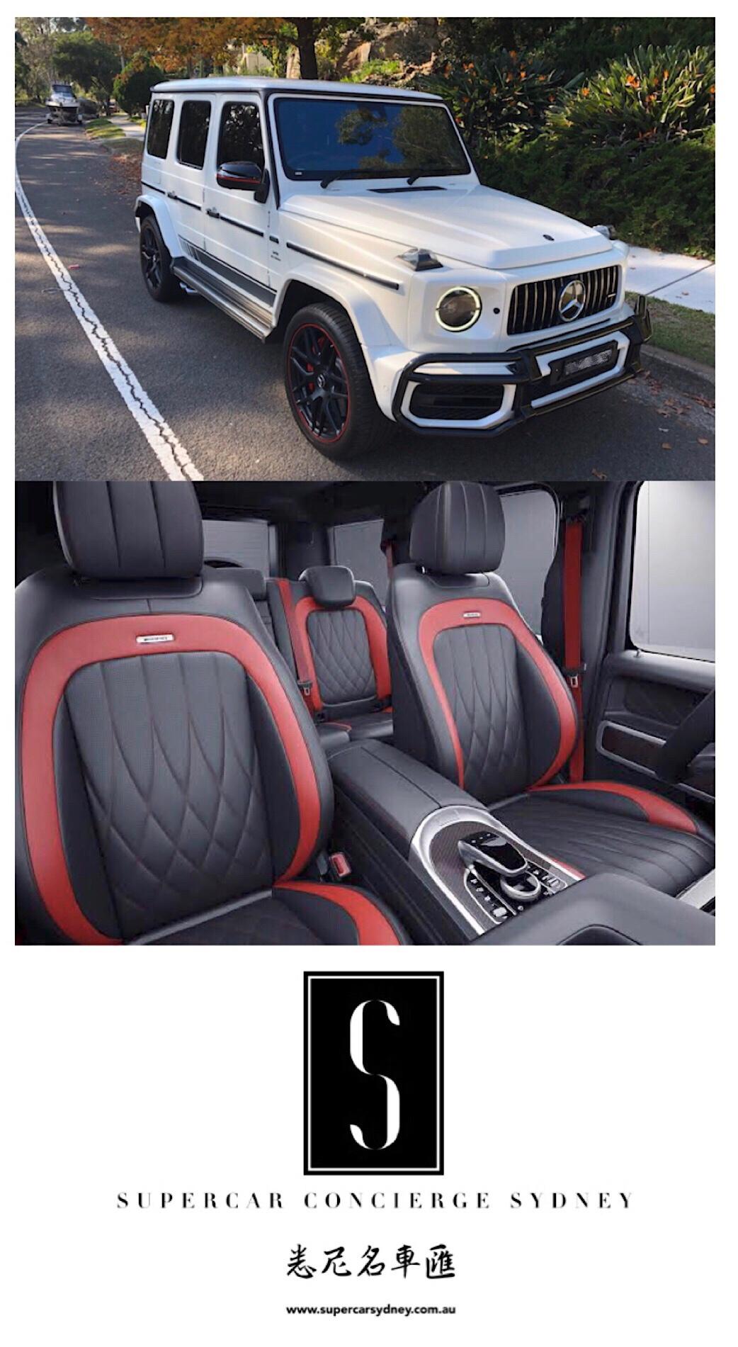 Benz G63 Edition 1