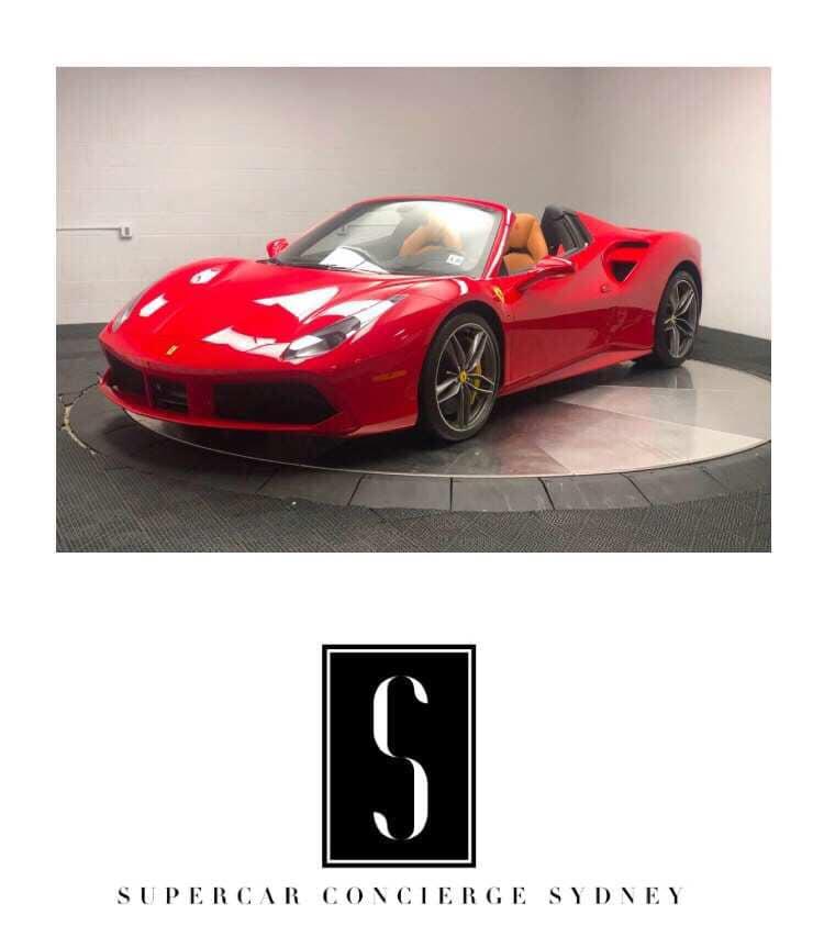 My16 Ferrari 488 Spider